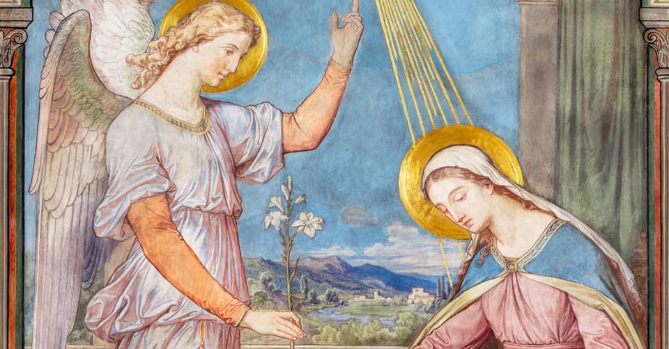 Feast of the Annunciation Masses
